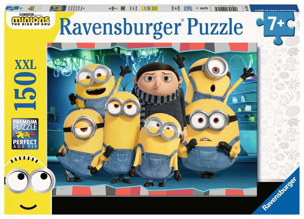Puzzle Ravensburger Los Minions 2 en XXL de 150 Piezas