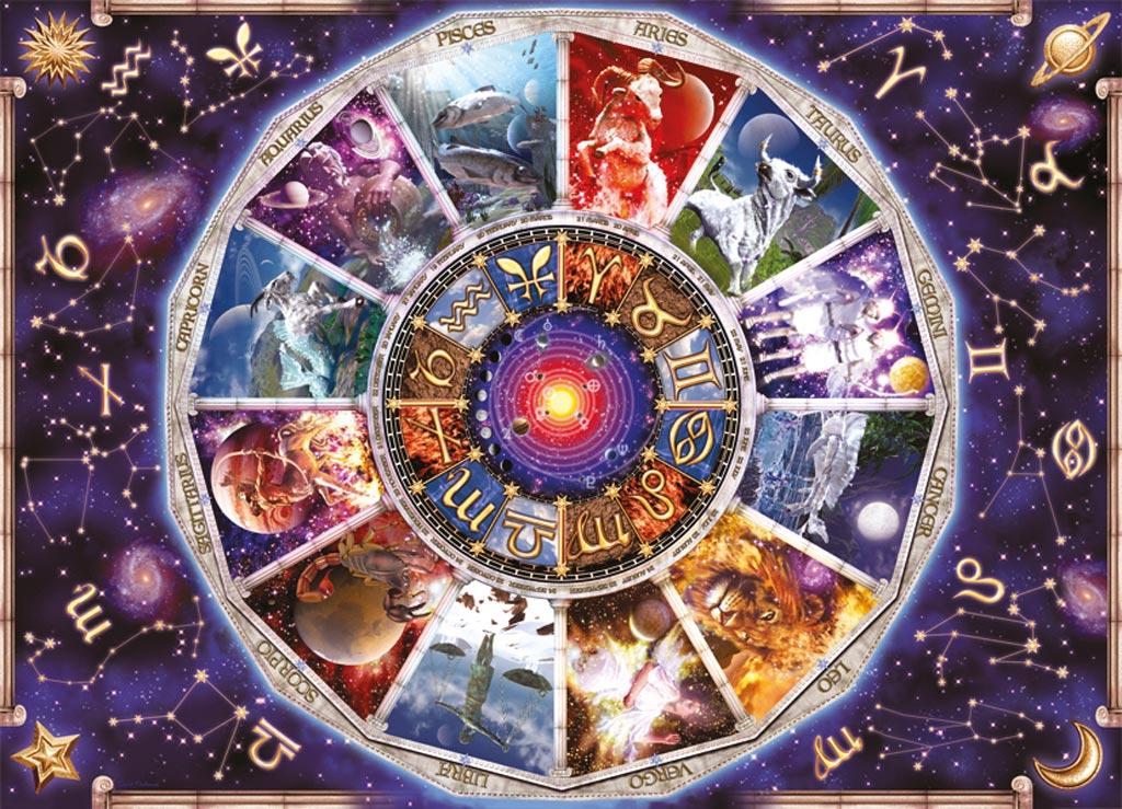Puzzle Ravensburger Los Zodiacos de 9000 Piezas
