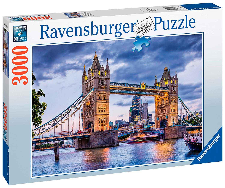Puzzle Ravensburger Luciendo Bien, Londres! de 3000 Piezas