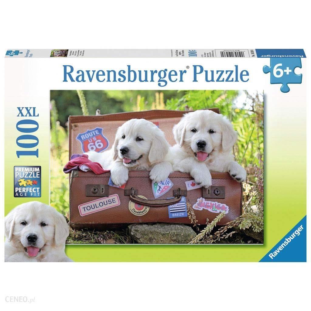 Puzzle Ravensburger Merecido Descanso XXL de 100 Piezas