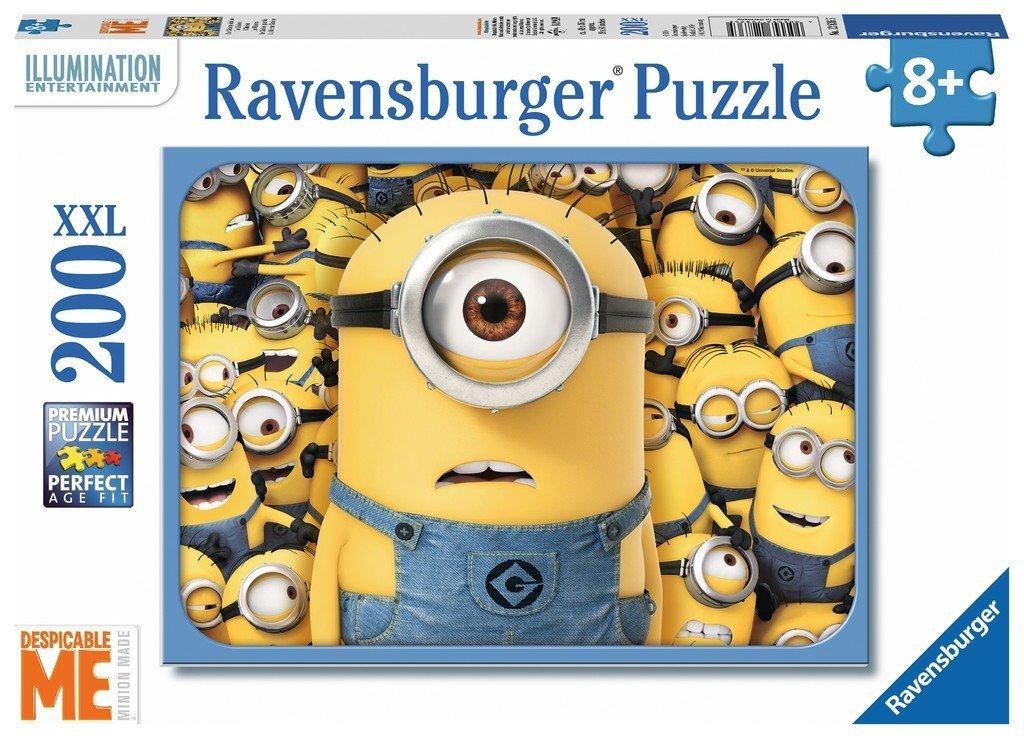 Puzzle Ravensburger Minions XXL de 200 Pzs