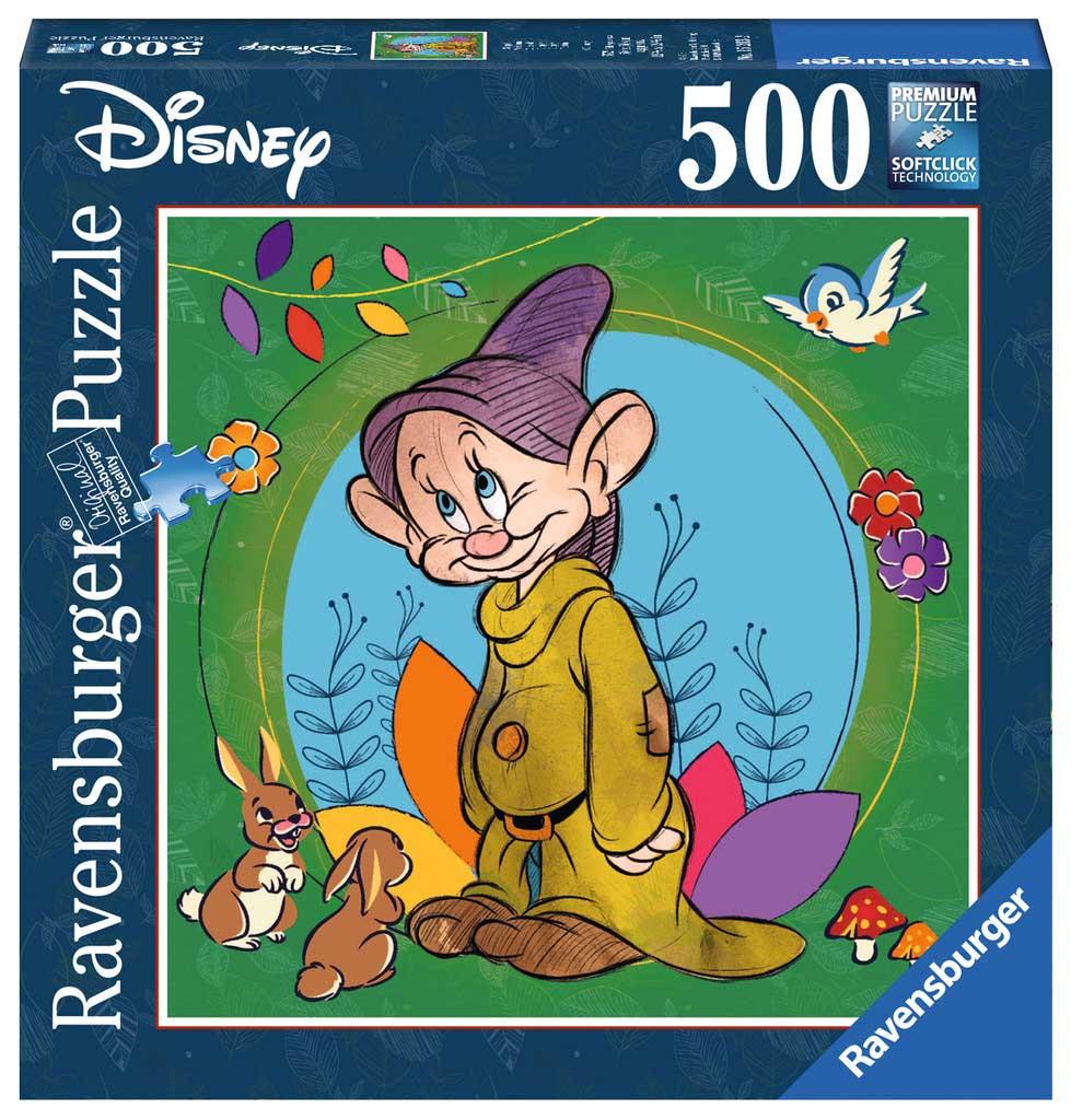 Puzzle Ravensburger Enanito Tontín de 500 Piezas