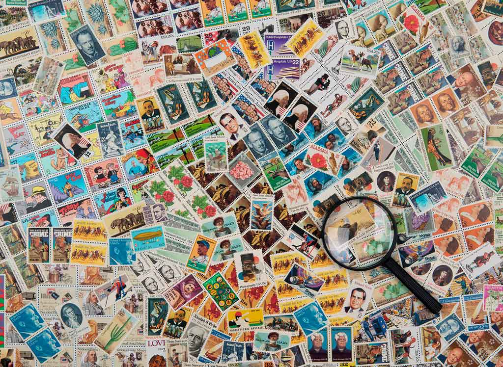 Puzzle Ravensburger Muchos Sellos 500 Piezas