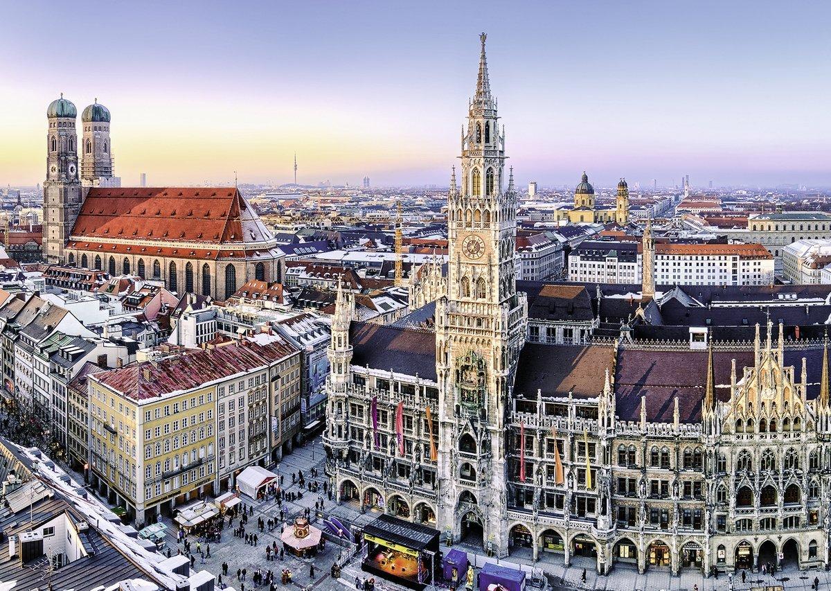 Puzzle Ravensburger Munich de 1000 Piezas
