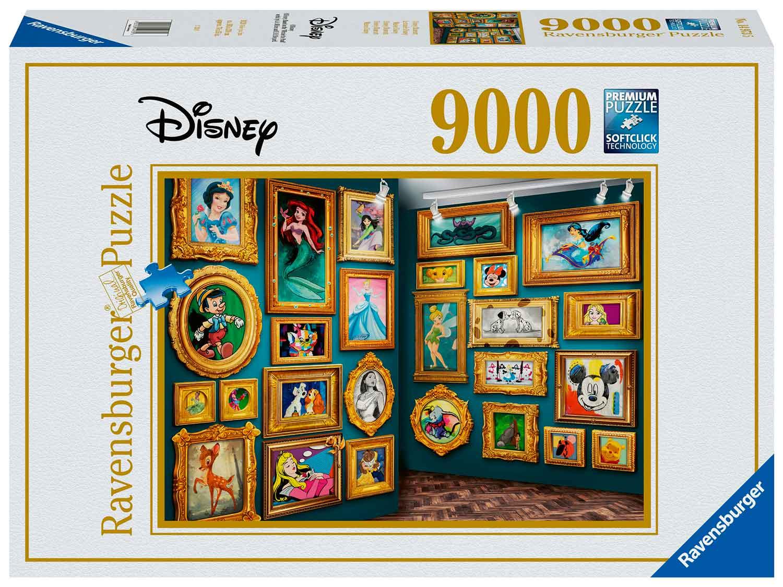 Puzzle Ravensburger Museo Disney de 9000 Piezas