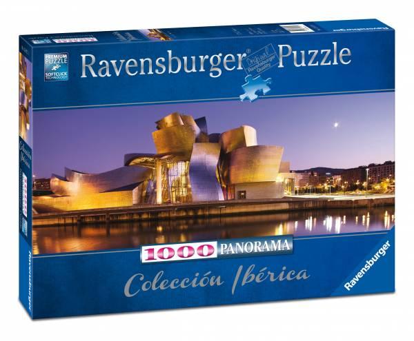 Puzzle Ravensburger Museo Guggenheim, Bilbao de 1000 Piezas