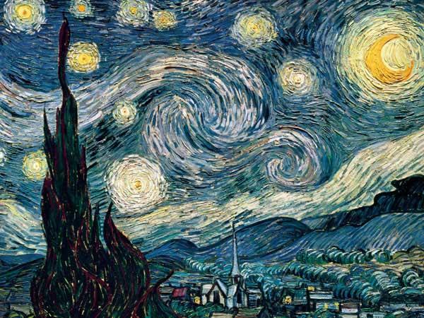 Puzzle Ravensburger Noche Estrellada de 1500 Piezas