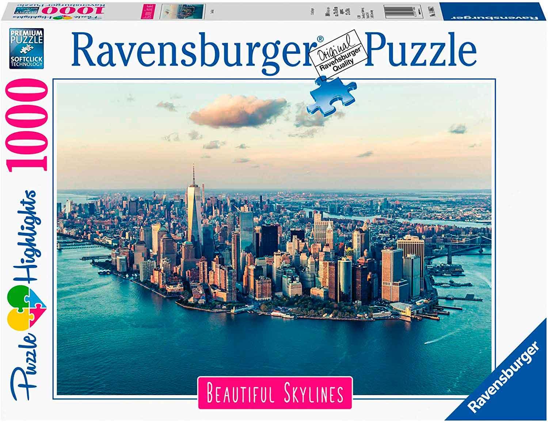 Puzzle Ravensburger Nueva York 1000 Piezas