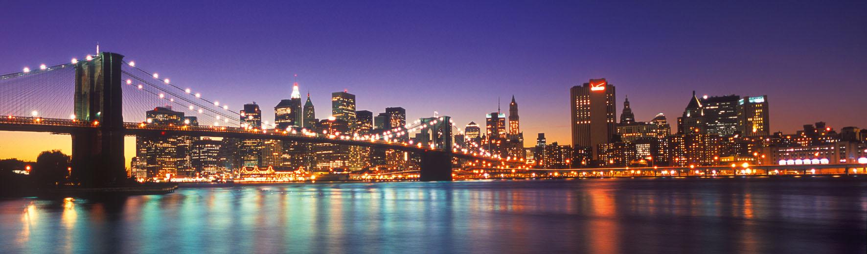 Puzzle Ravensburger Nueva York Skyline de 2000 Piezas