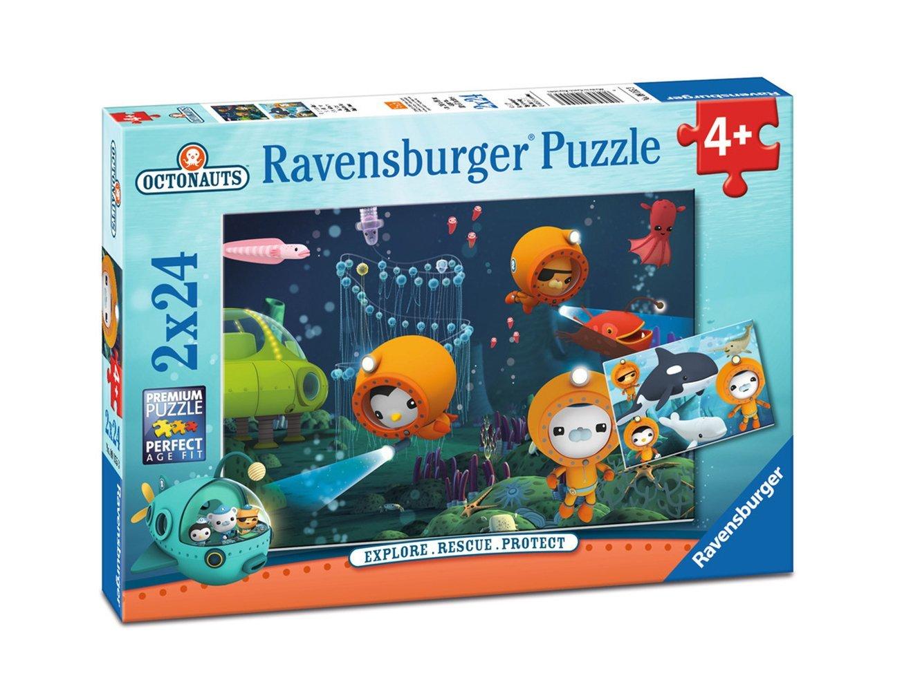 Puzzle Ravensburger Octonauts  2x24 Piezas