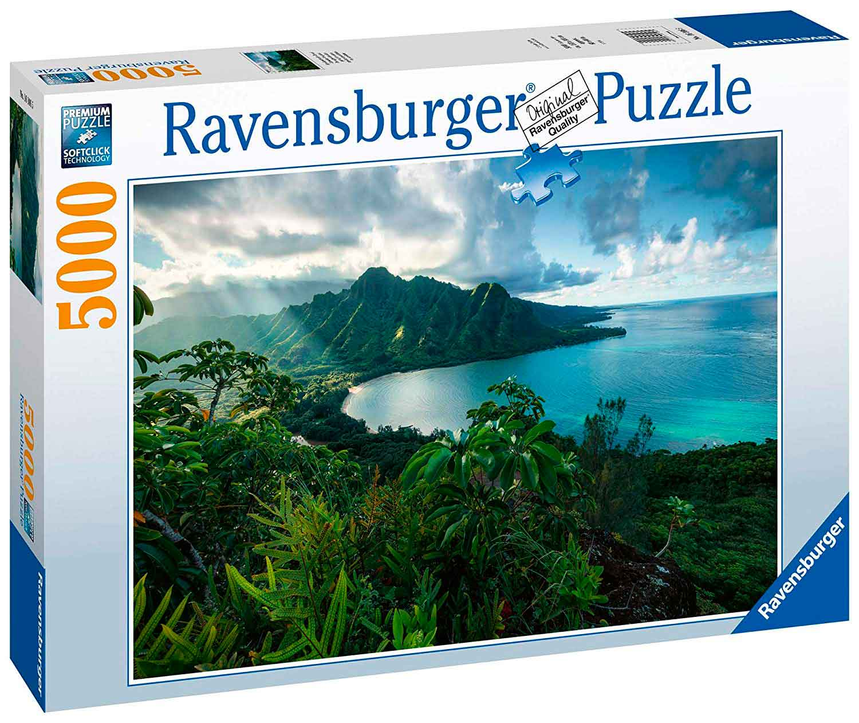 Puzzle Ravensburger Paisaje Hawaiano de 5000 Piezas