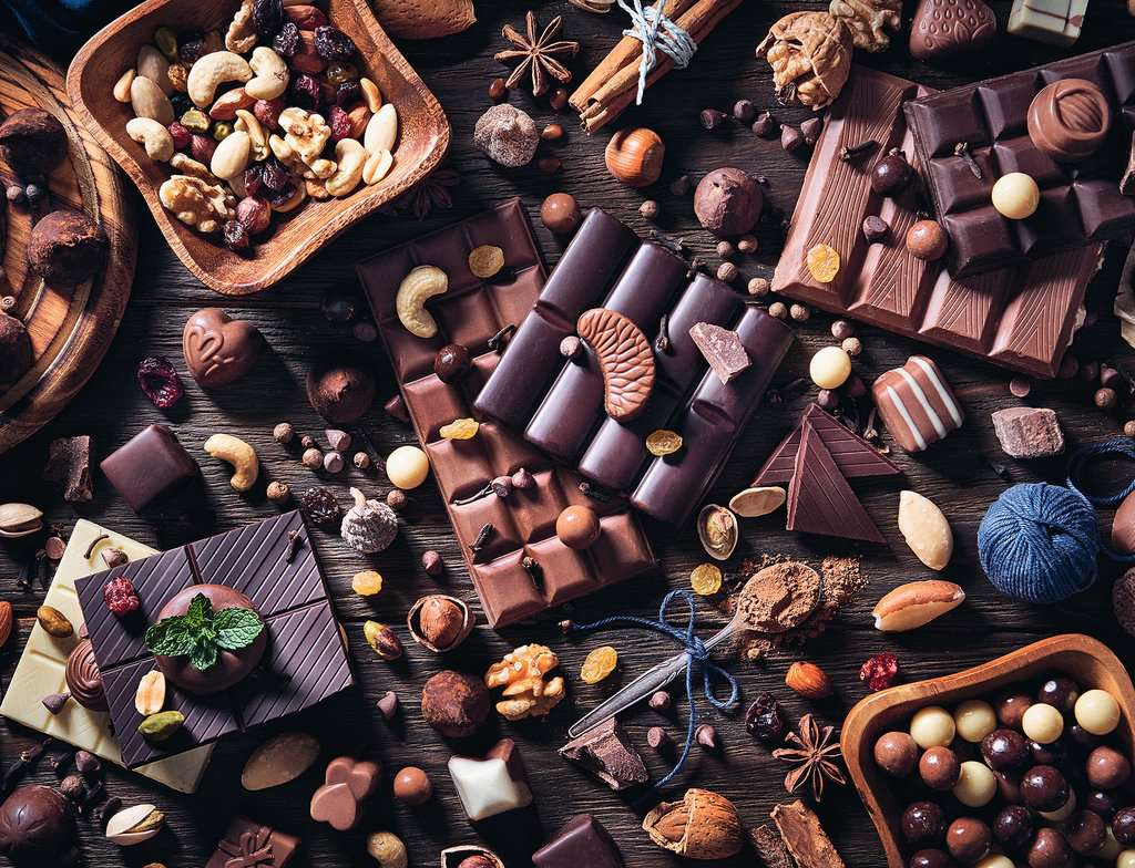 Puzzle Ravensburger Paraíso de Chocolate de 2000 Piezas