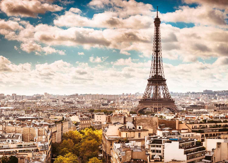 Puzzle Ravensburger París de 1000 Piezas