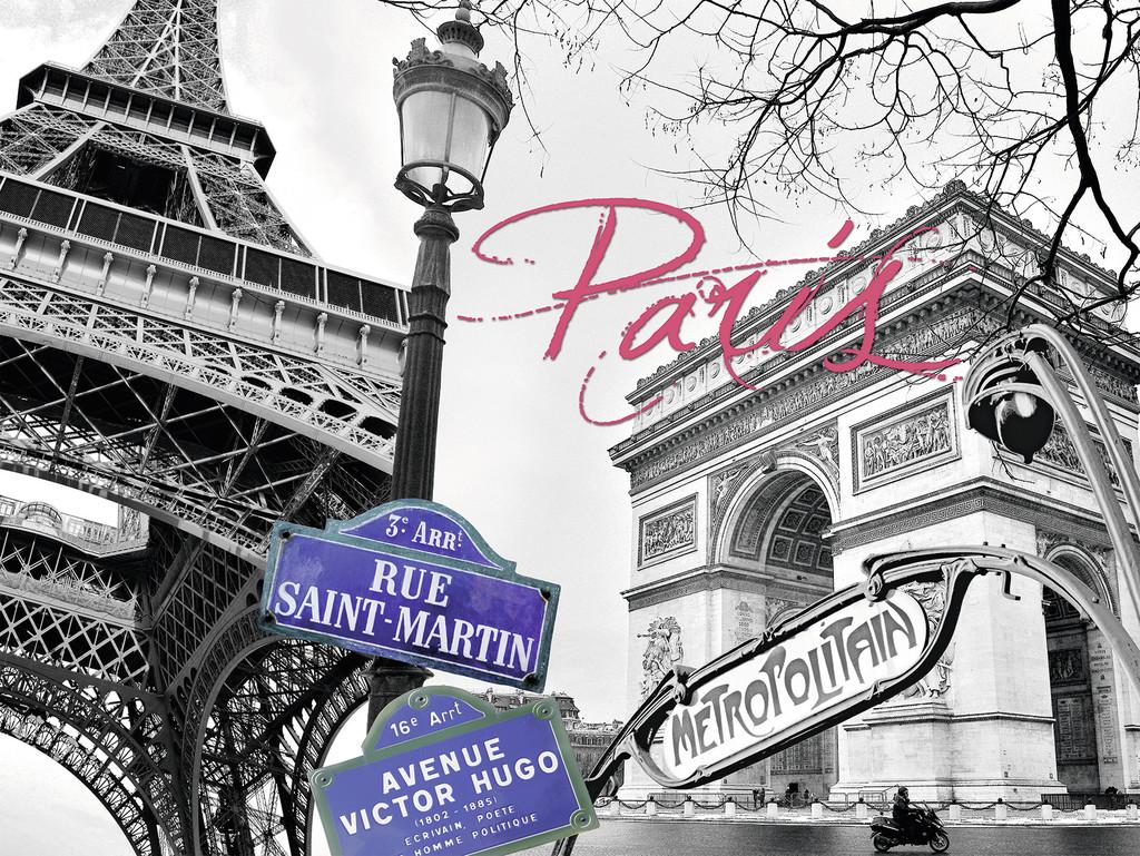 Puzzle Ravensburger París, mi Amor de 1500 Piezas