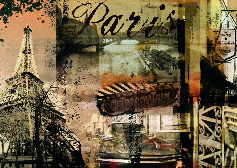 Puzzle Ravensburger París Nostágico de 1000 Piezas