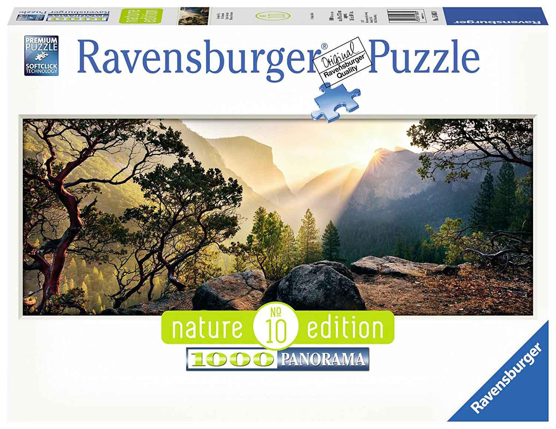 Puzzle Ravensburger Parque Yosemite de 1000 Piezas
