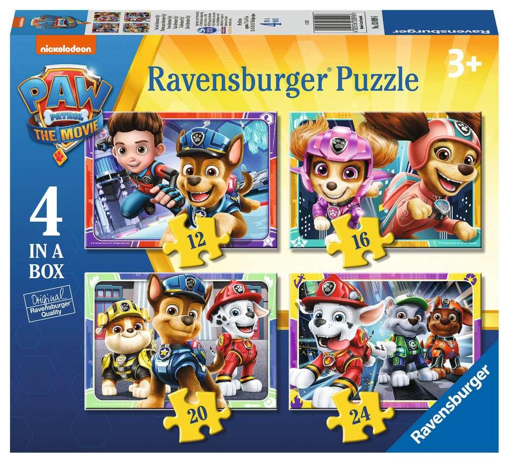 Puzzle Ravensburger Patrulla Canina La Película Progresivo