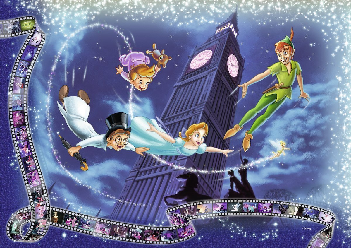Puzzle Ravensburger Peter Pan 1000 Piezas