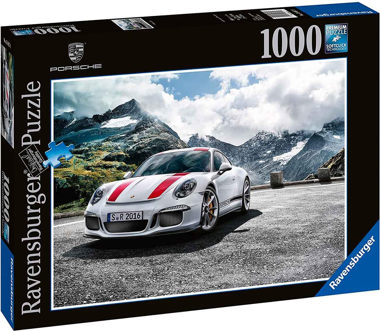 Puzzle Ravensburger Porsche 911R de 1000 Piezas