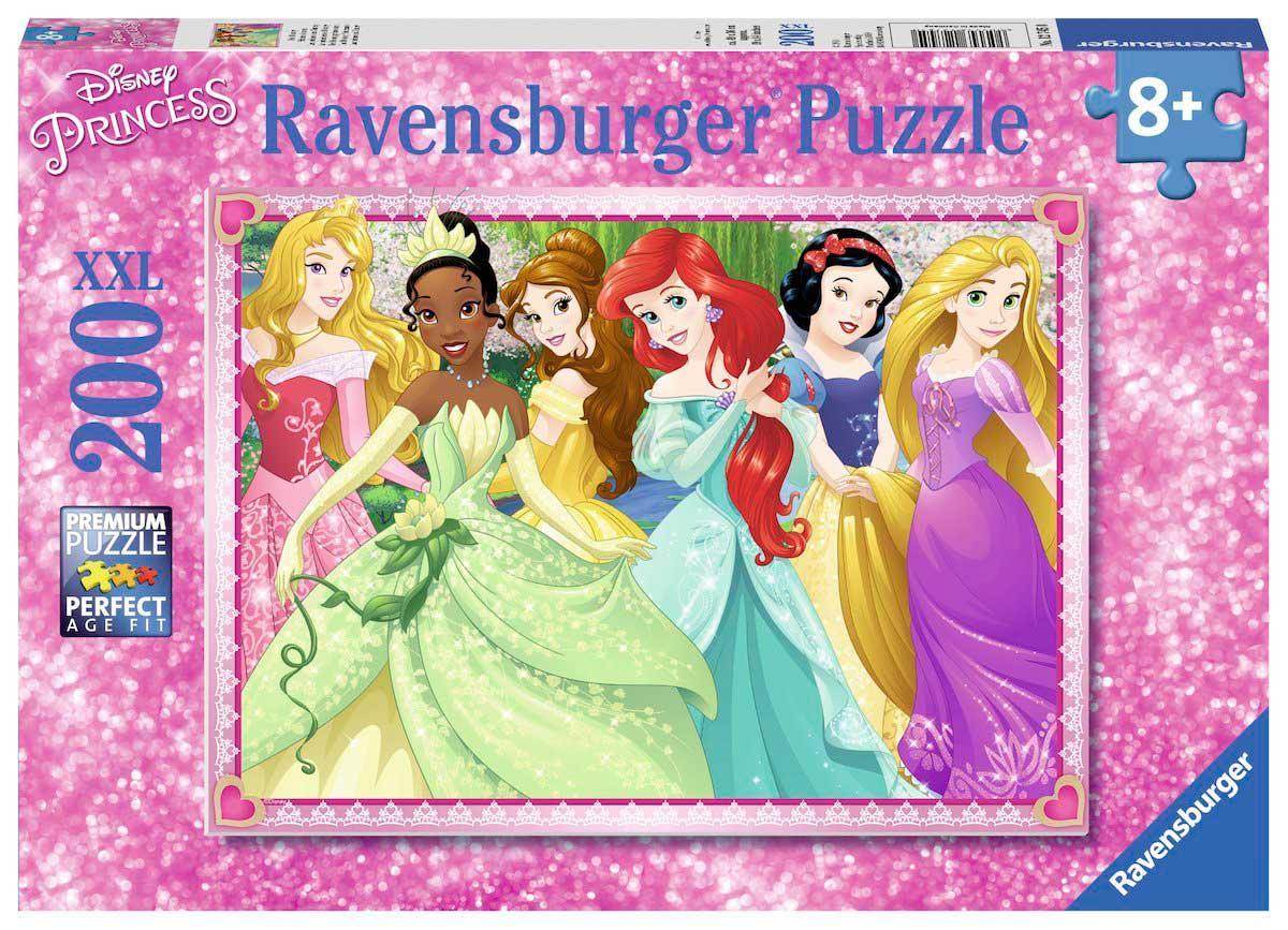 Puzzle Ravensburger Princesas Disney XXL de 200 Piezas
