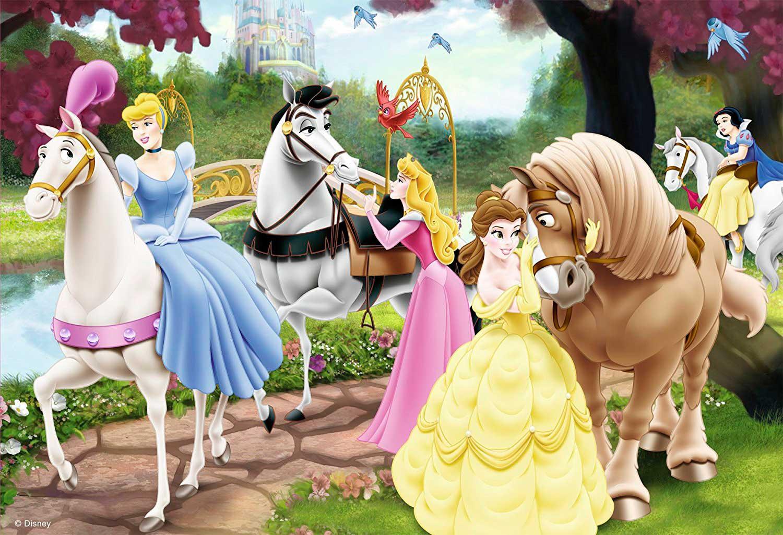 Puzzle Ravensburger Princesas Mágicas 2x24 Piezas