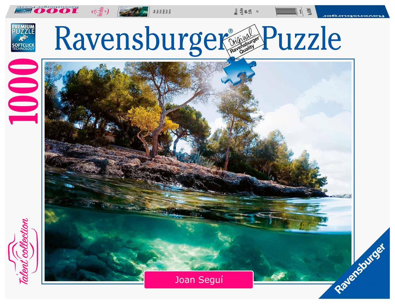 Puzzle Ravensburger Puntos de Vista de 1000 Piezas