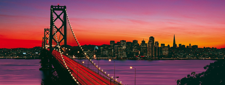 Puzzle Ravensburger San Francisco, Oakland Bay Bird de Noche de