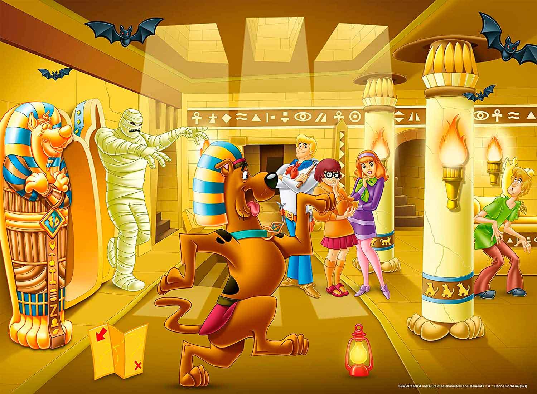 Puzzle Ravensburger Scooby Doo XXL de 100 Piezas