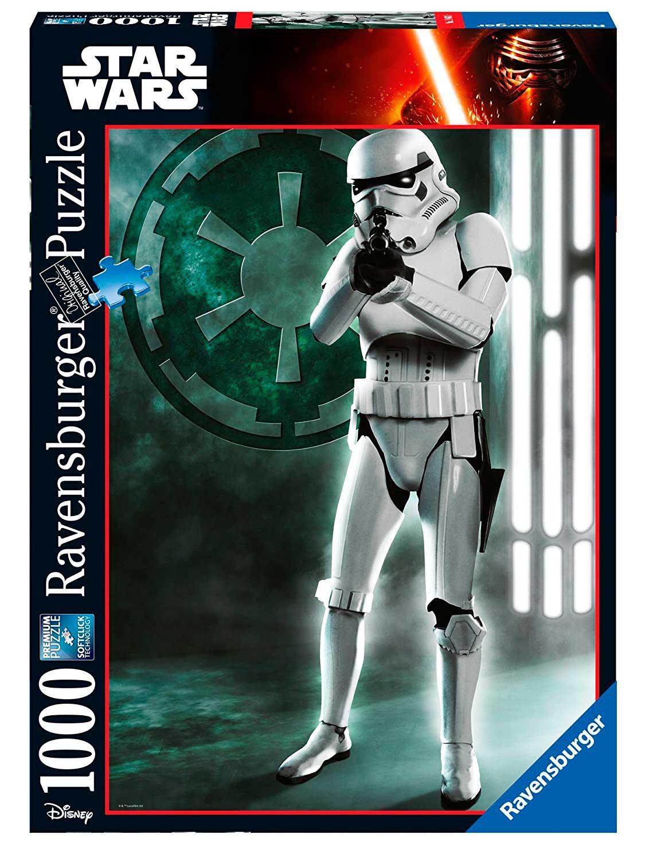 Puzzle Ravensburger Soldado de Asalto Star Wars de 1000 Piezas