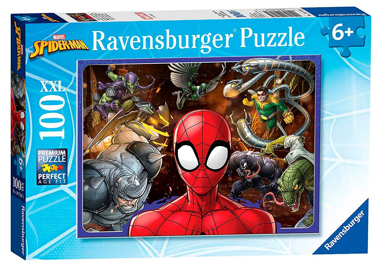 Puzzle Ravensburger Spiderman XXL de 100 Piezas