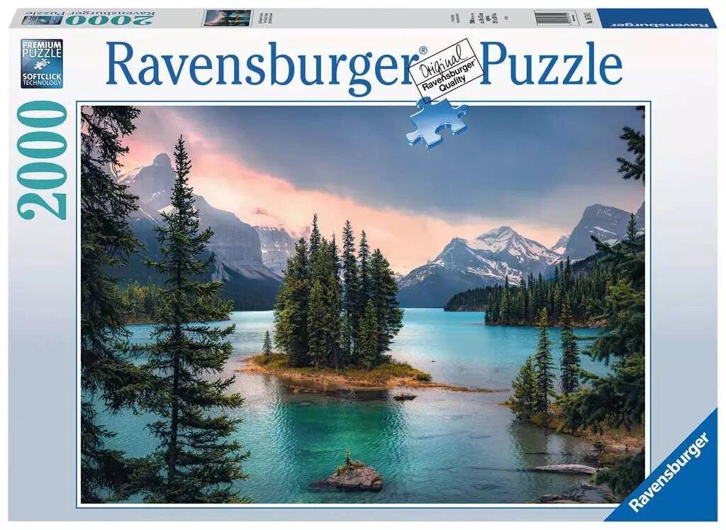 Puzzle Ravensburger Spirit Island en Canadá de 2000 Piezas