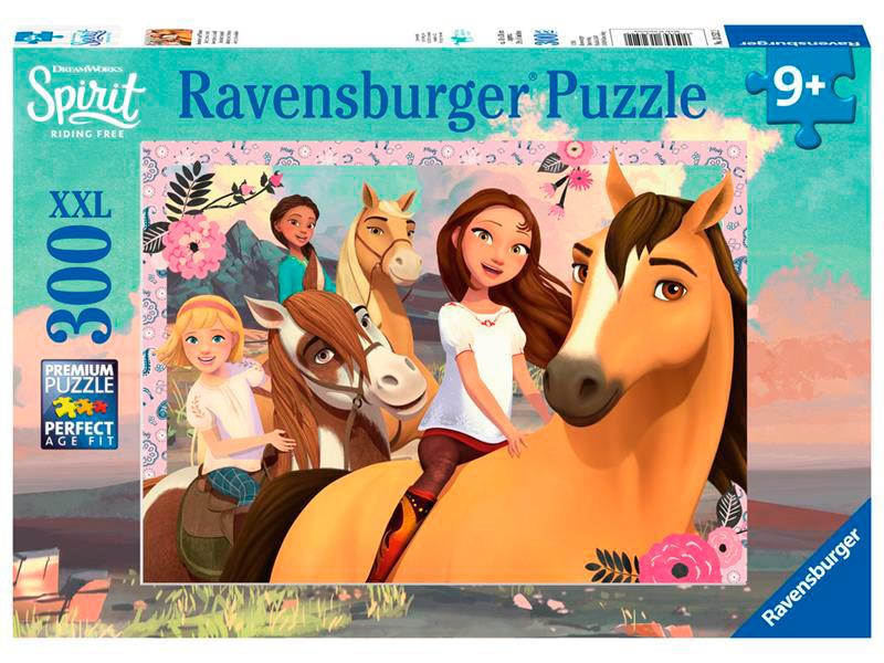 Puzzle Ravensburger Spirit XXL de 300 Piezas