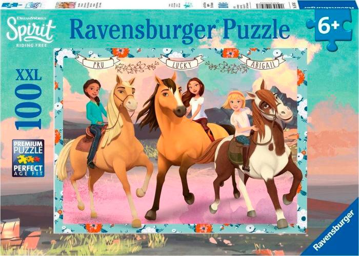 Puzzle Ravensburger Spirit XXL de 100 Piezas