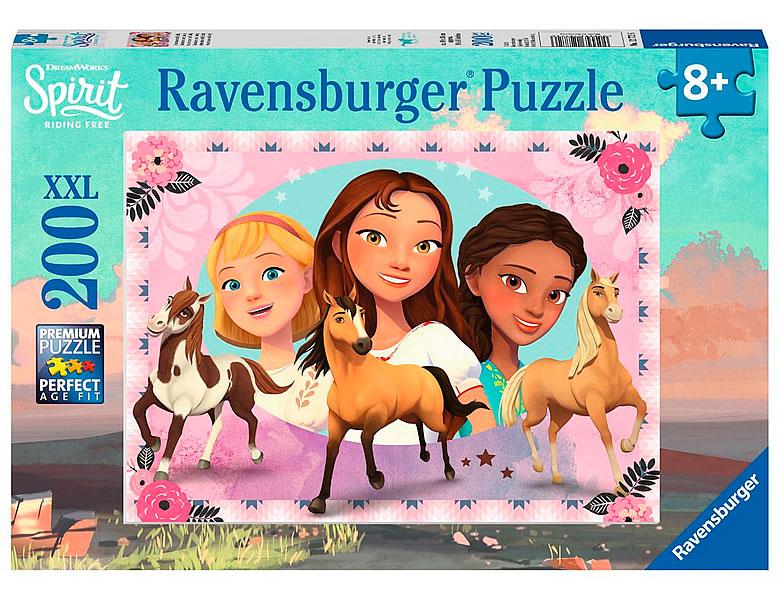 Puzzle Ravensburger Spirit XXL de 200 Piezas