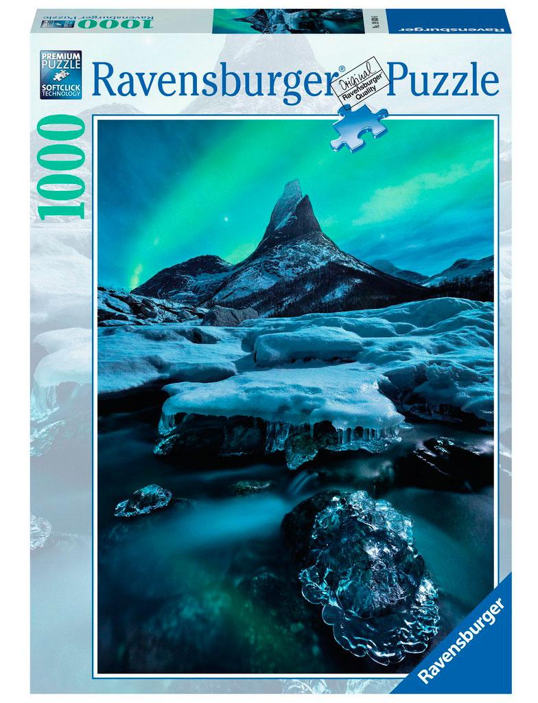 Puzzle Ravensburger Stelind, Noruega del Norte 1000 Piezas