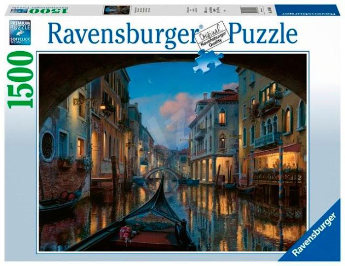 Puzzle Ravensburger Sueño Veneciano de 1500 Piezas
