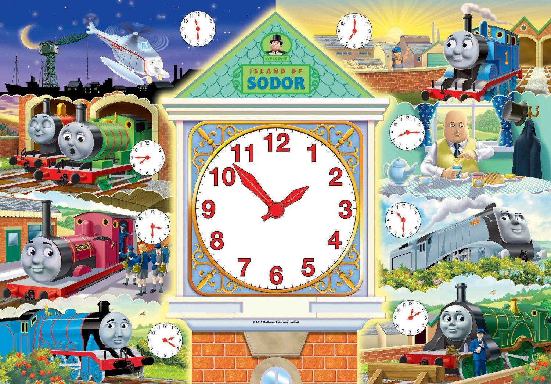 Puzzle Ravensburger Thomas y sus Amigos 60 Piezas