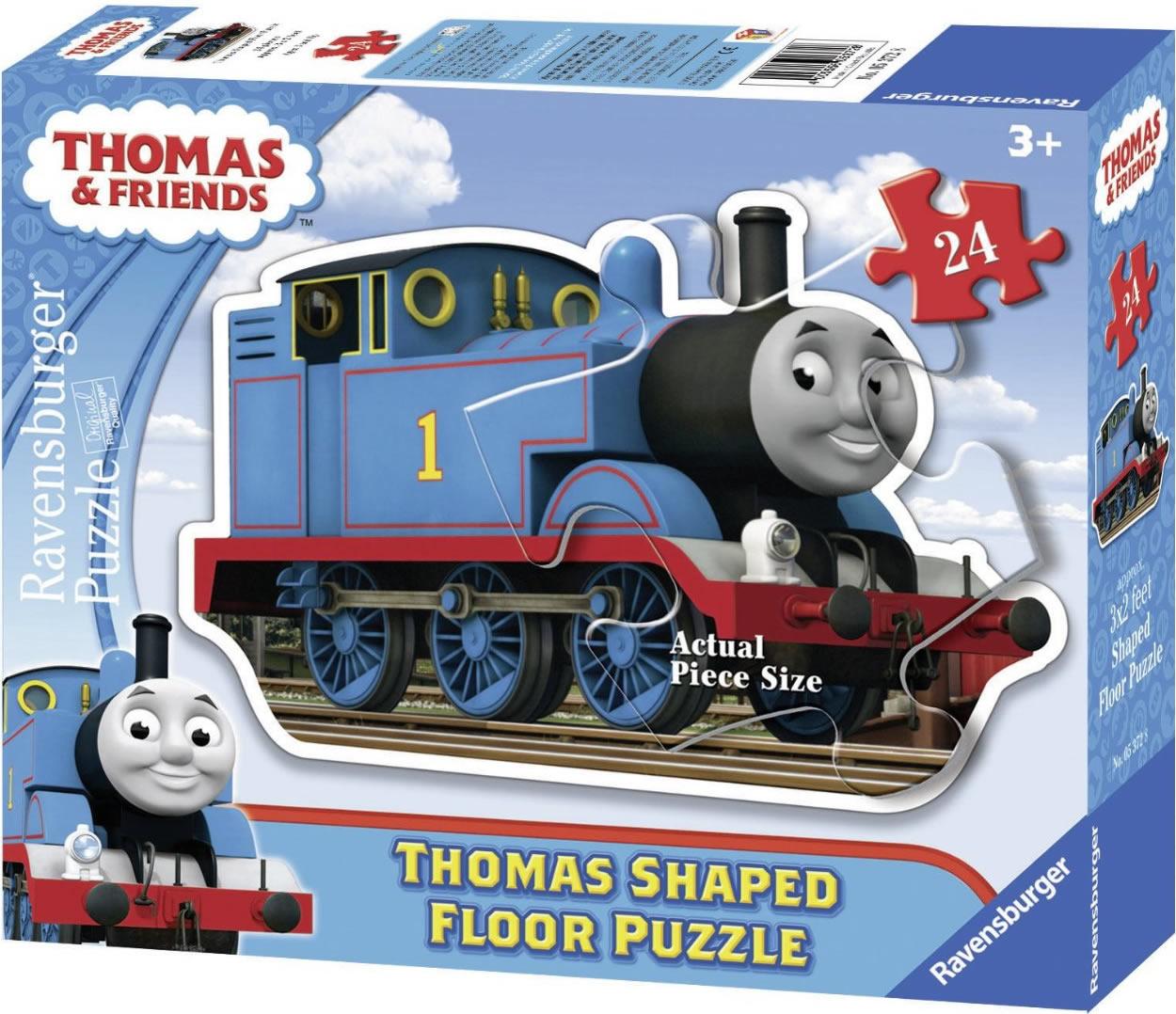 Puzzle Ravensburger Thomas y sus Amigos de 24 Piezas