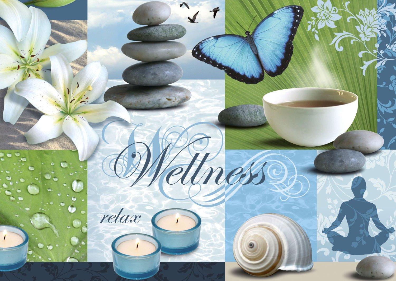 Puzzle Ravensburger Tiempo de Relax, Wellness de 1000 Piezas