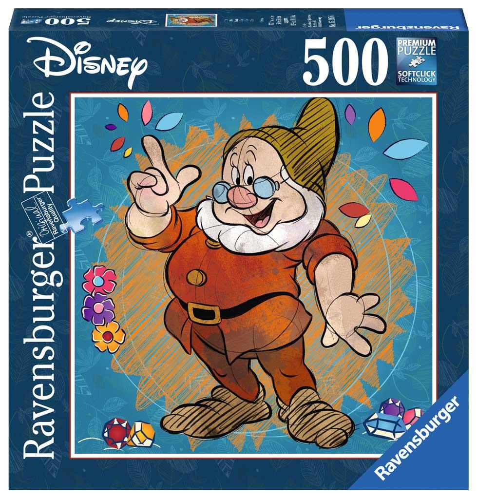 Puzzle Ravensburger Enanito Sabio de 500 Piezas