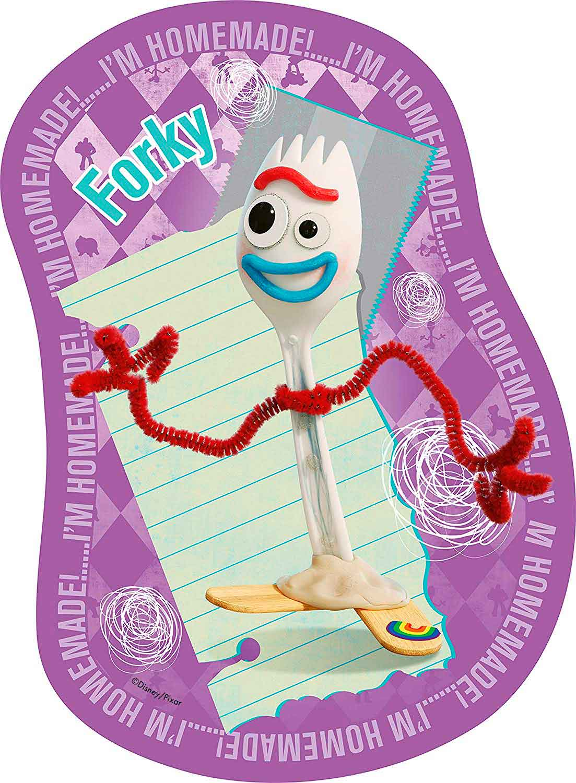 Puzzle Ravensburger Toy Story 4 Progresivo de 10+12+14+16 Pzs