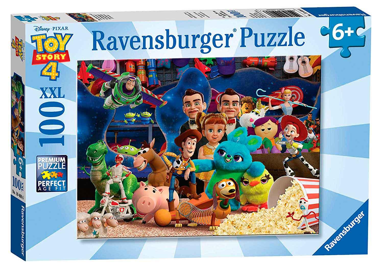 Puzzle Ravensburger Toy Story 4 XXL de 100 Piezas