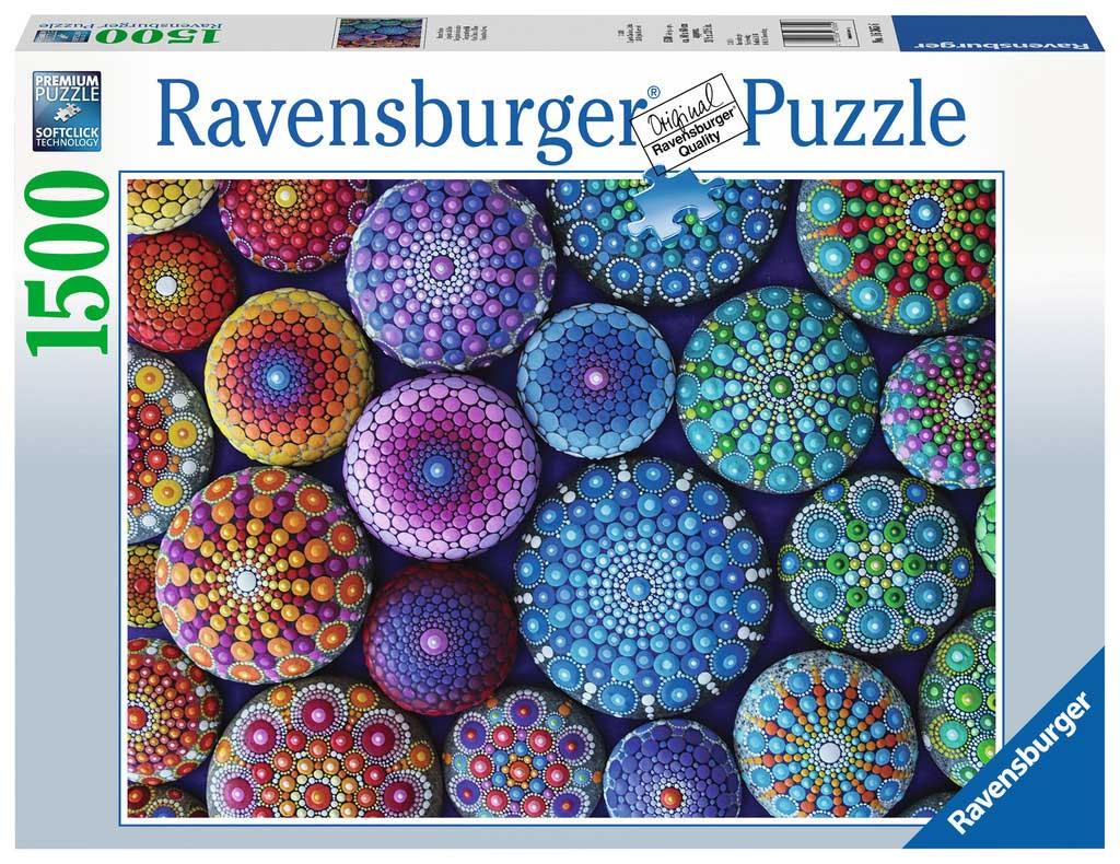 Puzzle Ravensburger Un Punto a la Vez de 1500 Piezas