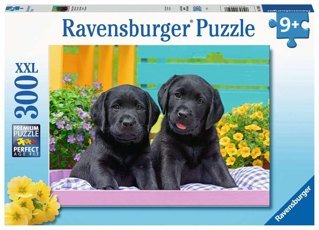 Puzzle Ravensburger Vida de Perritos XXL 300 Piezas