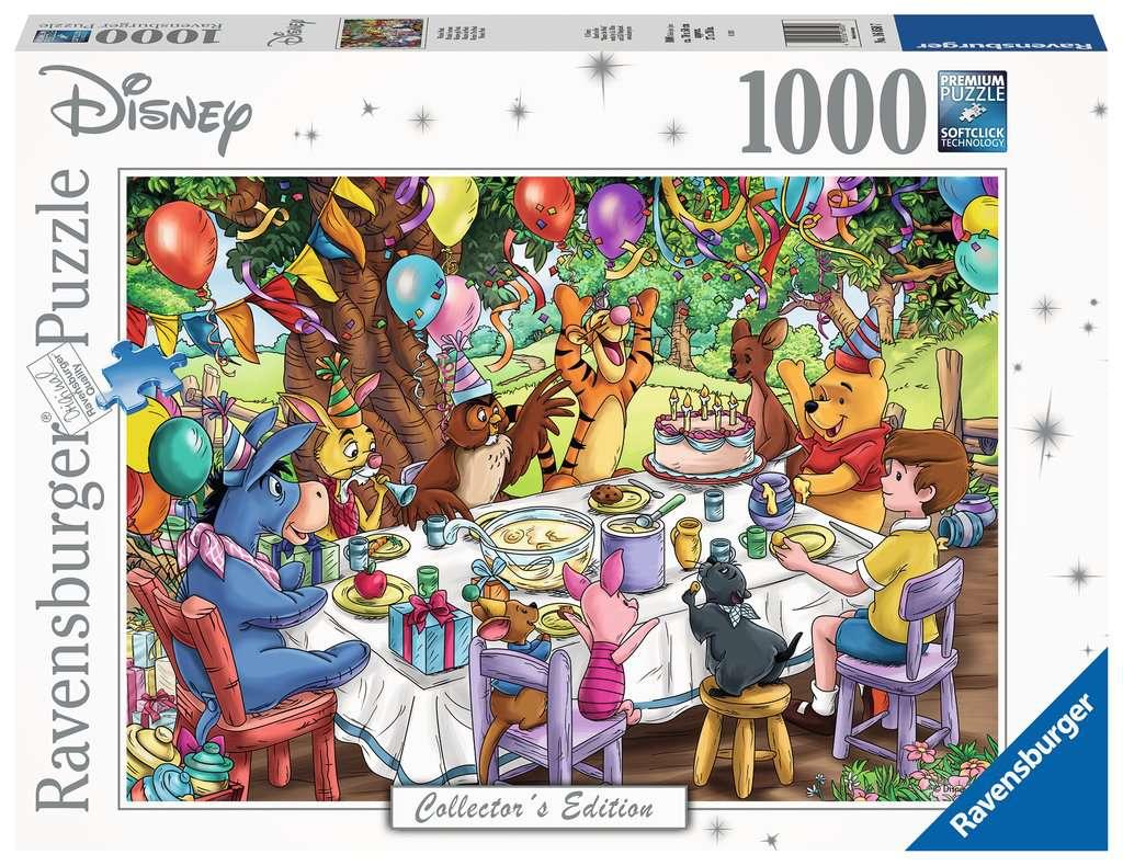 Puzzle Ravensburger Winnie The Pooh de 1000 Piezas