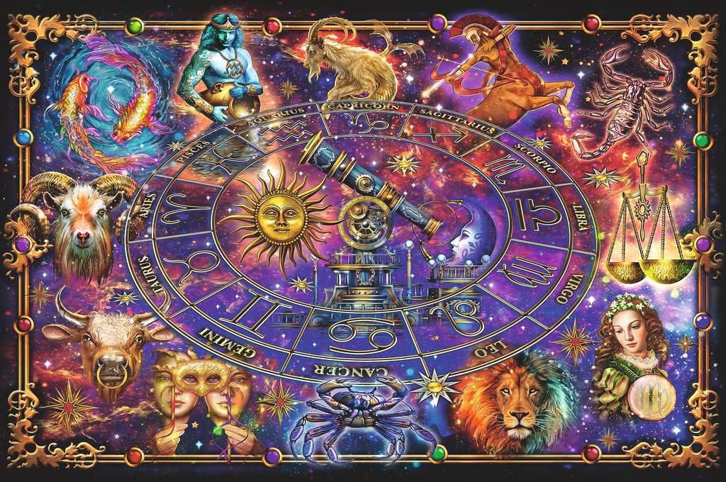 Puzzle Ravensburger Zodiaco de 3000 Piezas