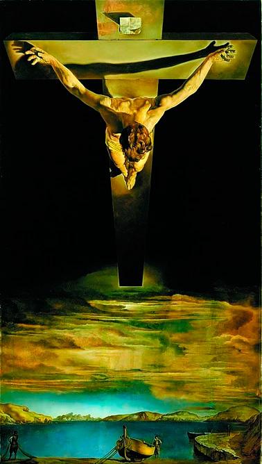 Puzzle Ricordi Cristo de San Juan de la Cruz de 1000 Piezas