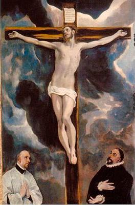 Puzzle Ricordi Cristo en la Cruz de 2000 Piezas