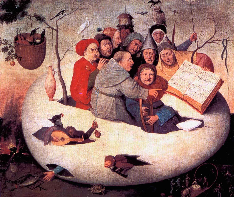 Puzzle Ricordi El Concierto en el Huevo 1500 Piezas