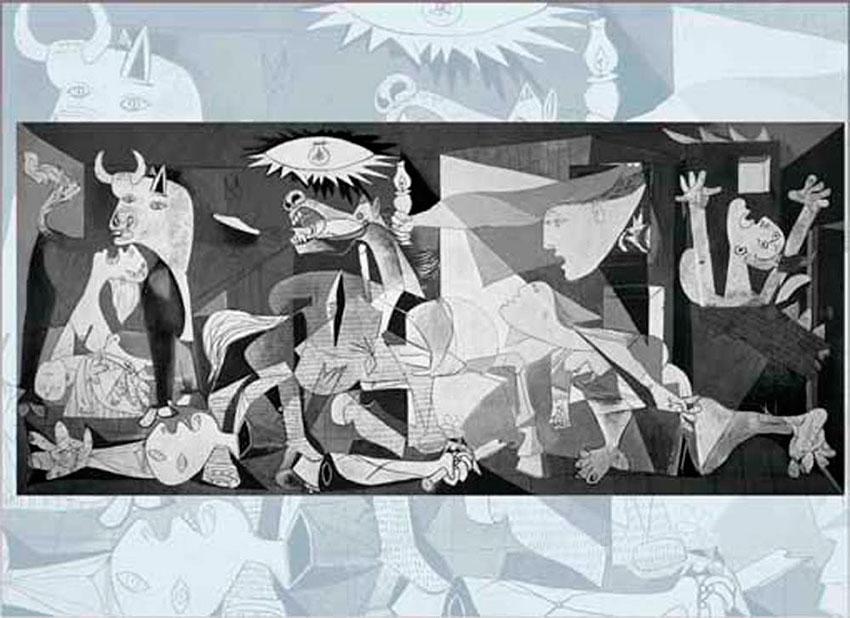 Puzzle Ricordi El Guernica de 1000 Piezas